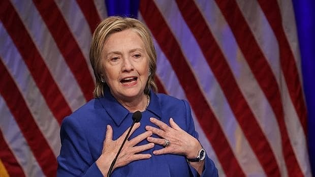 Hillary Clinton: 'I wanted to curl up' after defeat to Donald Trump