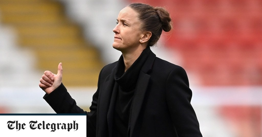 Casey Stoney happy to take part in research into dementia among female footballers