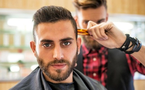 How a simple haircut can save a man's life