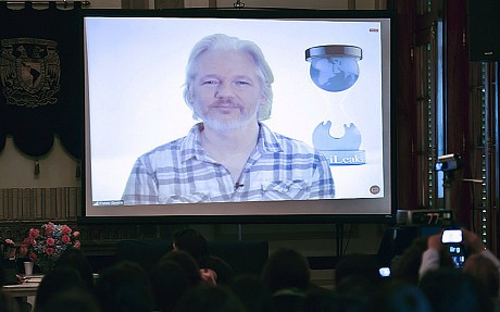 Julian Assange suffering heart condition after two-year embassy confinement, it is claimed