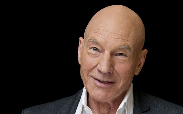 Patrick Stewart interview: 'I'm more fun than my characters'