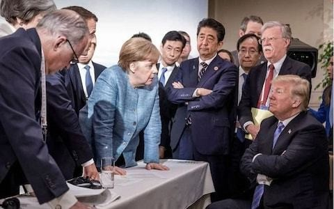 Unconventional Boris has a chance at the G7 to use his unorthodox approach to serve the world