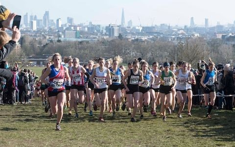 For women, cross country remains stuck in the mud