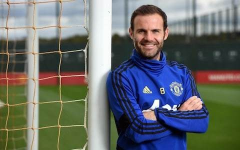 Exclusive Juan Mata interview: 'Playing for Manchester United is a privilege - I want to bring this club back to where it belongs'