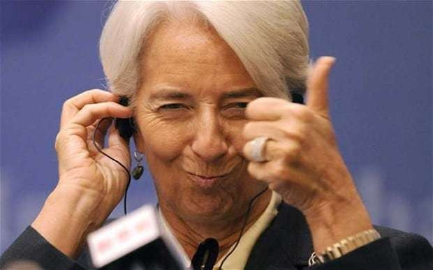 Billions of pounds of QE unlikely to cause inflation - IMF