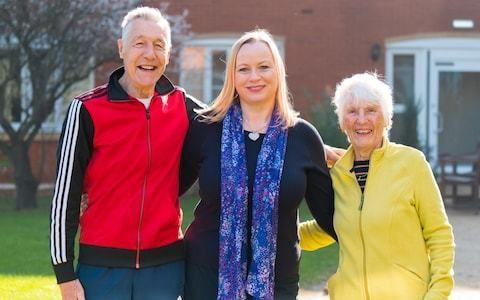 Why retirees are demanding zumba not zimmerframes