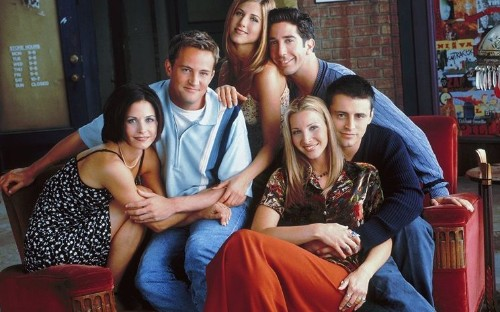 Friends reunited: Sitcom to return for anniversary special