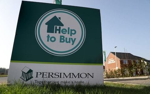 Persimmon's customer service drive hits profits