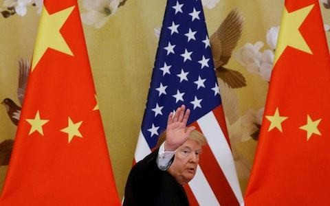 China's trade surplus with US hits record $31 billion