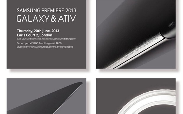 Samsung Galaxy launch date revealed