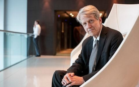Economist Robert Shiller sounds a warning on the US housing market: 'We're in 2005 again'
