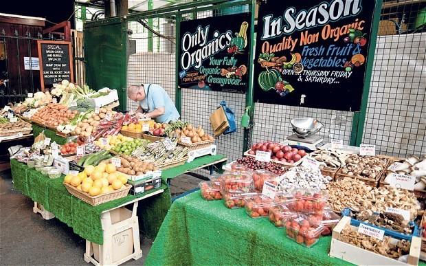 Organic vs pesticides debate: still a hot potato