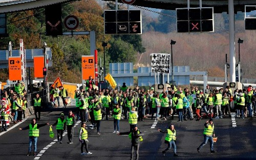 The misery of driving in Britain could fuel our own yellow vest movement
