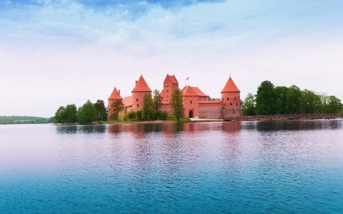 Latvia and Lithuania: the fairytale filming locations for War and Peace