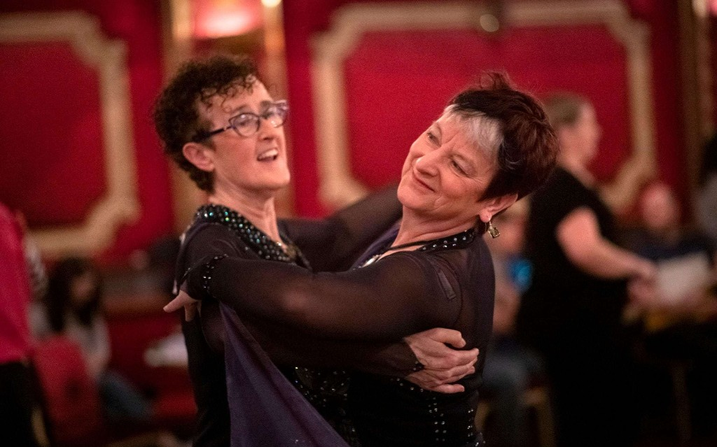 'I'm sad Strictly didn't bite the bullet and do it five years ago': Same-sex ballroom dancer Jacky Logan on abuse, awards and ambitions