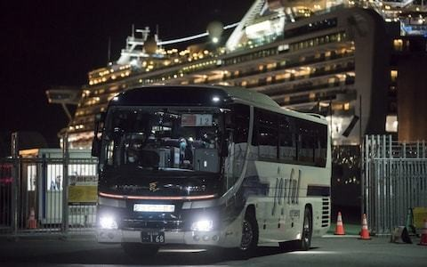 Coronavirus latest news: Britons await Friday evacuation flight as two cruise ship passengers die