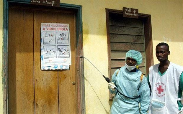 Ebola virus kills more than 50 in Guinea
