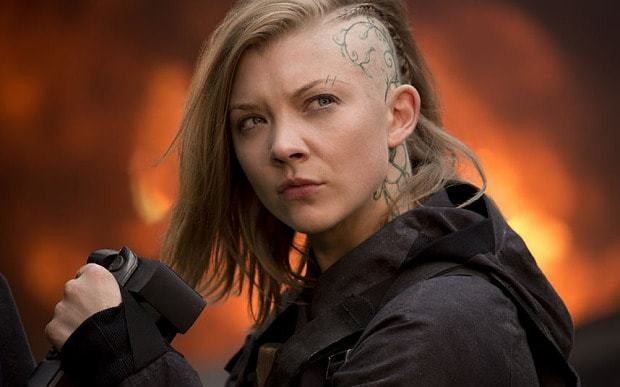 Natalie Dormer: the truth behind her new Hunger Games hair