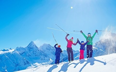 10 of the best family ski holidays for this winter