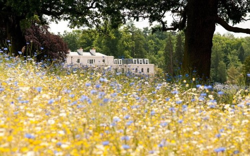 Britain's best hotels for spring