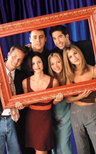 Friends' funniest fashion moments