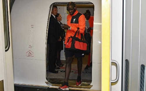 Mamadou Sakho was sent home for breaking Liverpool club rules on three occasions, reveals Jurgen Klopp