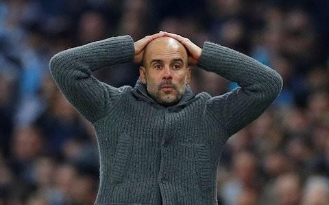 Tottenham re-open Pep Guardiola's Champions League wounds as VAR applies the salt