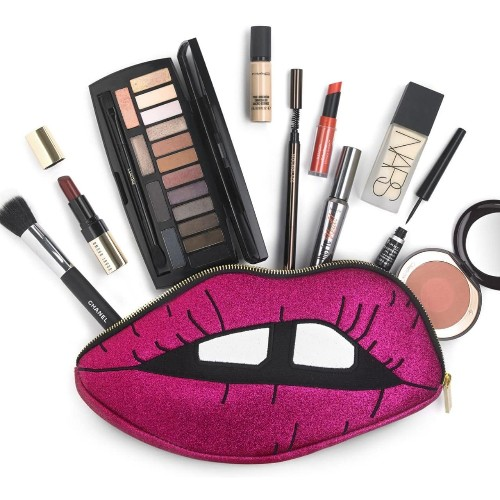 A beauty editor's five steps to party-perfect make-up
