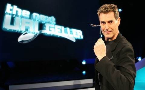 How Uri Geller convinced the CIA he was a 'psychic warrior'