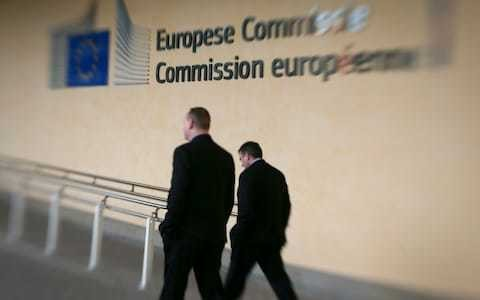 EU prepares to cut off Swiss stock exchanges in warning to Brexit Britain
