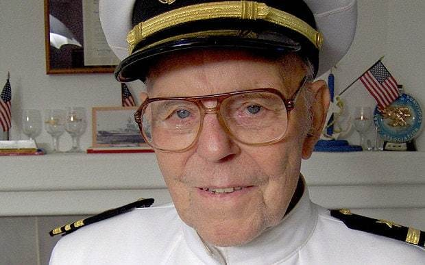 Last officer from Pearl Harbour battleship USS Arizona dies at 100
