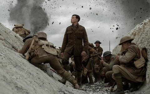 Sam Mendes's single-take WW1 film 1917 declared an Oscar frontrunner after early screenings