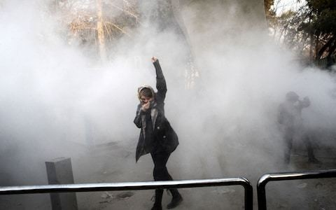 The 'perfect storm' of woes that led to the Iran protests