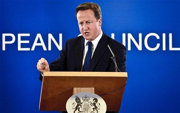 EU veto: The Tory MPs' letter to David Cameron