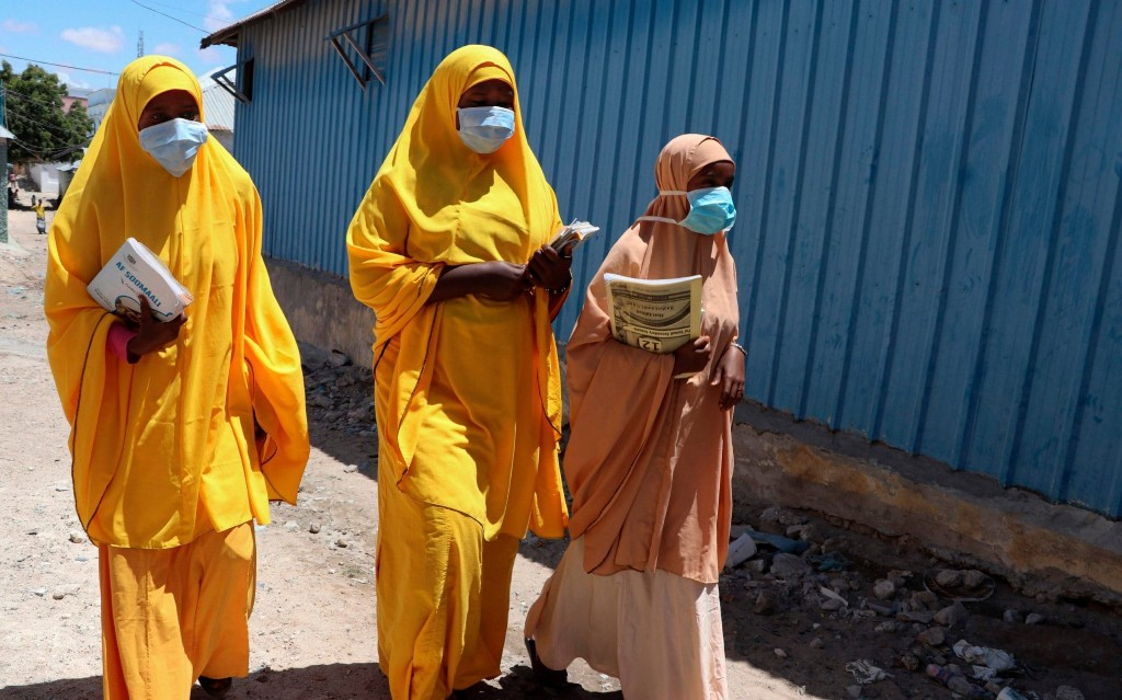 Female genital mutilation surges in Somalia with girls stuck at home during lockdown