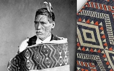 British auction house withdraws a rare Maori cloak from sale after threats to 'burn the company down' from online trolls