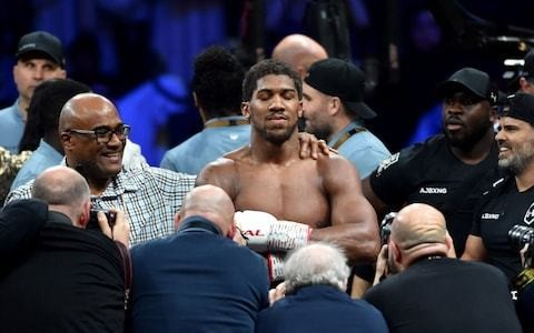 'Anthony Joshua should give up belts to wait for blockbuster fight against Tyson Fury or Deontay Wilder,' says Frank Warren