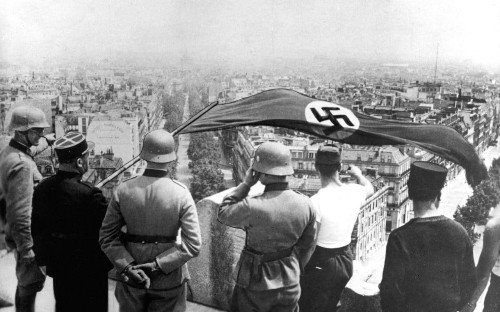 Occupied Paris – seen through the eyes of a Nazi officer
