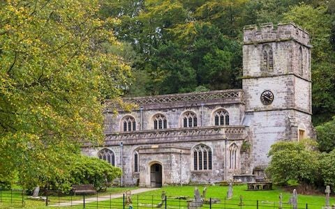 Criminal gangs strike at almost half of churches in rural Britain