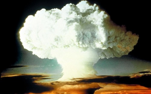 What would be the impact of a hydrogen bomb dropped on Seoul?