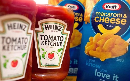 Kraft Heinz shares plunge on SEC investigation and $15bn writedown