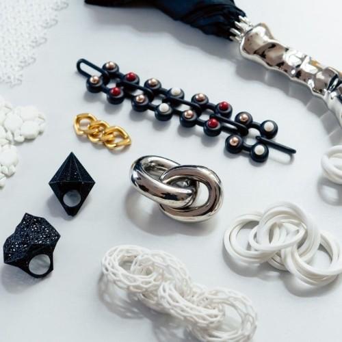 Meet the 3D printing maverick taking luxury fashion into the next dimension