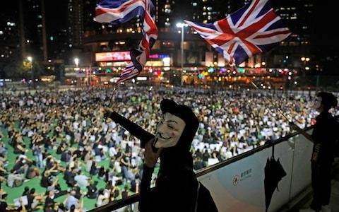 The collapse of democracy in Hong Kong is the story of a very British betrayal