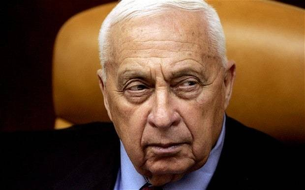 Ariel Sharon 'ordered the expulson of 3,000 Bedouins'