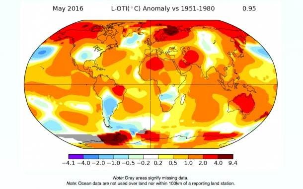 Global climate experiencing 'fundamental change' says UN
