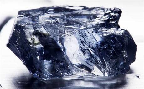 Petra Diamonds finds rare 25.5 carat blue stone
