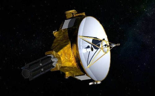 Nasa to wake up New Horizons spacecraft for voyage into mysterious Third Zone
