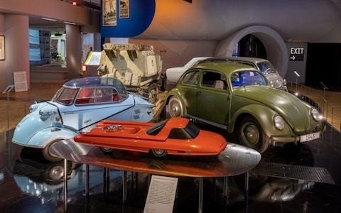 Cars: Accelerating the Modern World review, V&A: nimbly straddles both the serious and light-hearted lanes