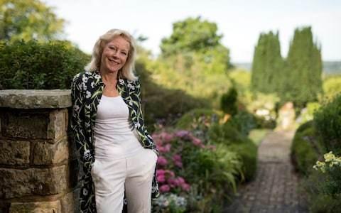 Why Jilly Goolden is best friends with her garden enemies