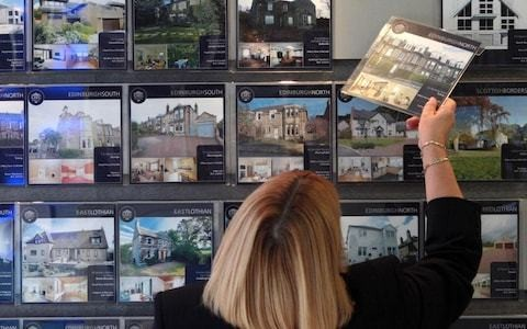 Getting Brexit done will trigger surge in housing market, top survey shows